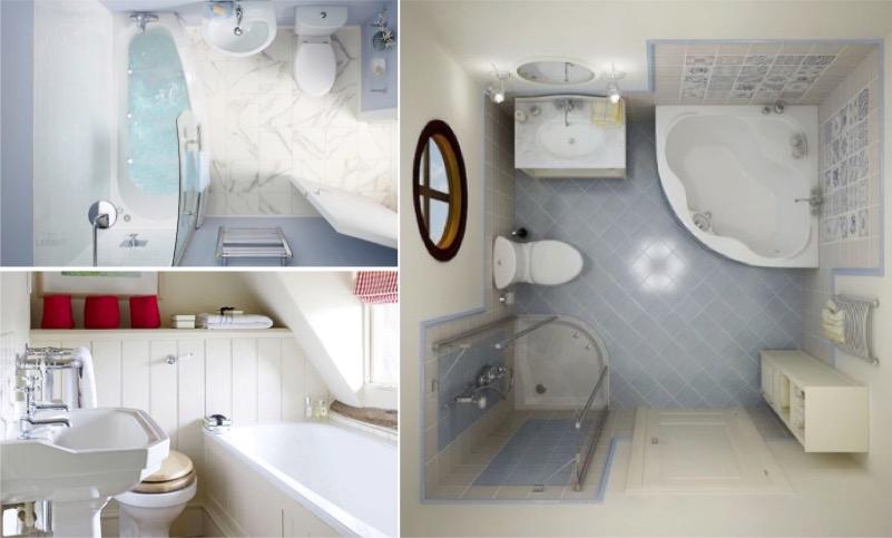 43 Idees D Amenagement Pour Une Petite Salle De Bain