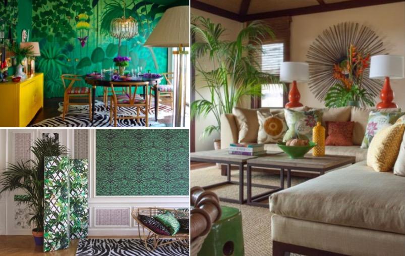 40 Ides De Dcoration Tropicale Des Ides
