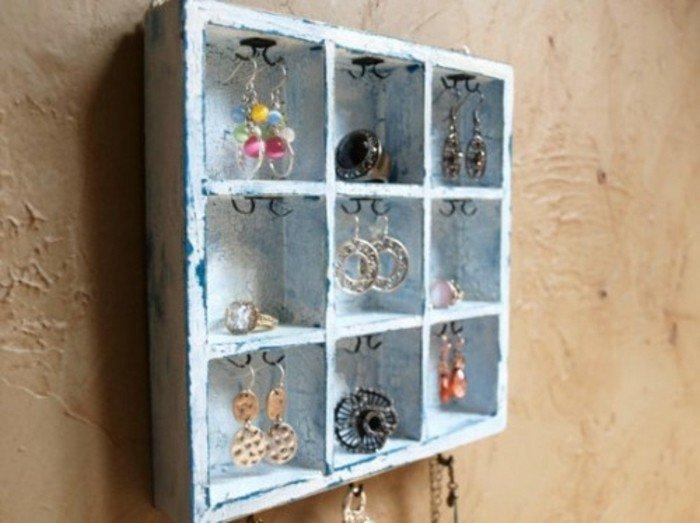 46 Ides Originales Pour Fabriquer Un Porte Bijoux Page