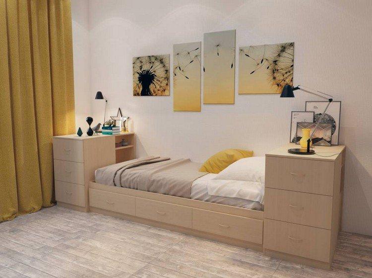 26 ttes de lit avec rangement intgr pour votre chambre  Page 2 sur 3  Des ides