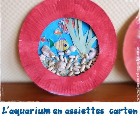 12 Bricolages De Poisson Davril Faire Avec Vos Enfants