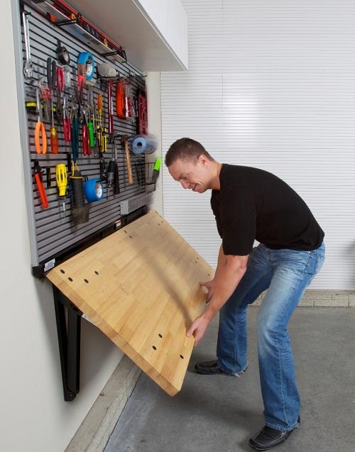 astuces pour avoir un garage bien