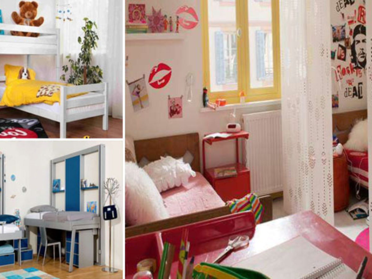 petite chambre pour deux ou plusieurs