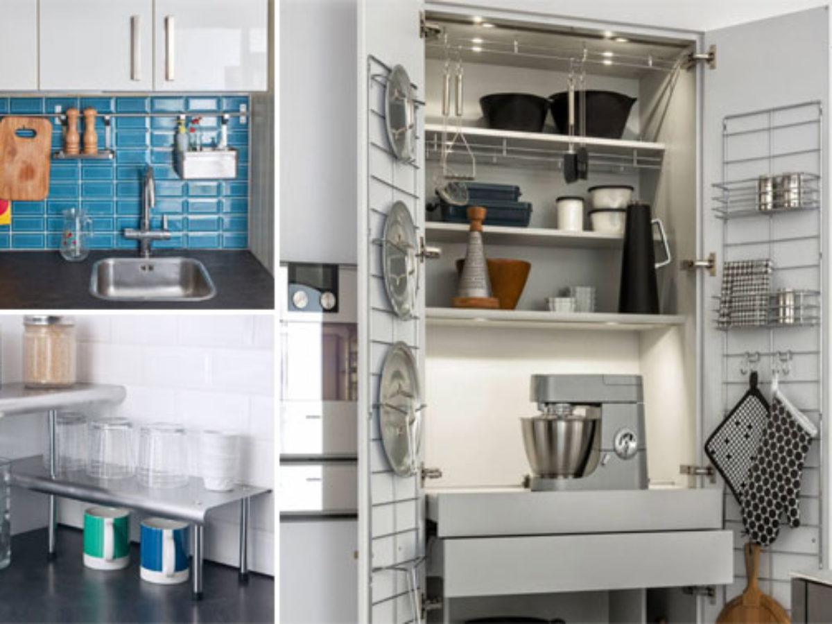 optimiser l espace d une petite cuisine