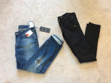 Mavi Jeans 16$ (RP 90$), Diesel Jeans 10$ (RP 200$) Winners