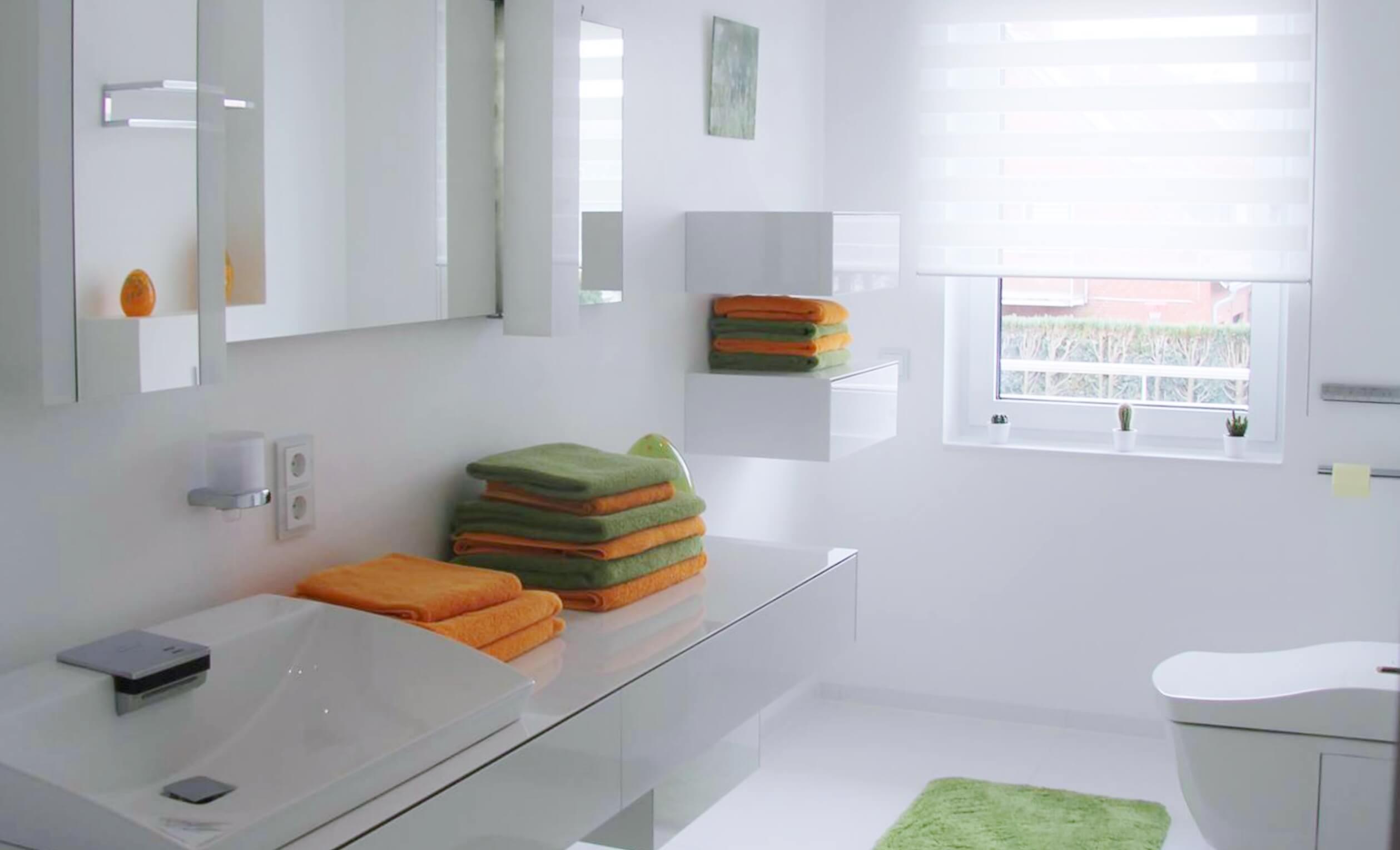 Moderne Kleine Badezimmer Verschonern Sie Das Badezimmer Ihrer Mietwohnung 14 Tipps