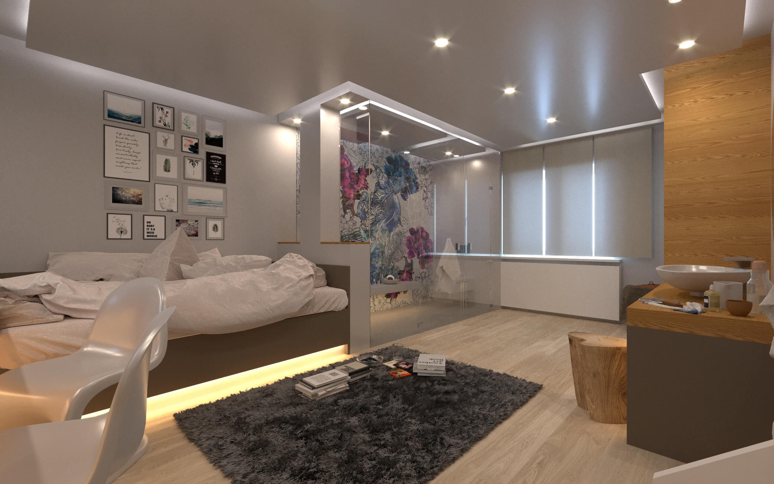 Tapeten Wohnzimmer Trend 2019