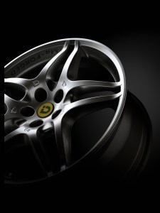 Product Design / Design Management : Forged Magnesium Wheel for Ferrari