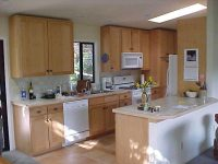 Kitchen Remodel with Vaulted Ceiling in Marin - Design ...