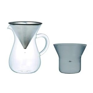 Kinto Coffee carafe set kaffe karaffel sæt til slow coffee