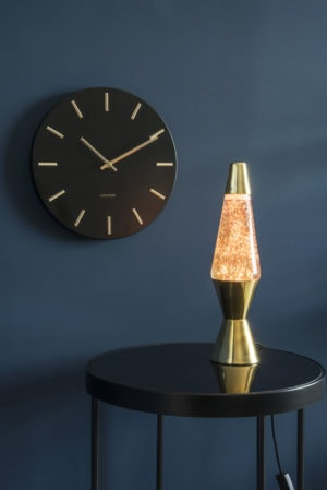 Leitmotive Table lamp Glitter bordlampe med glimmer