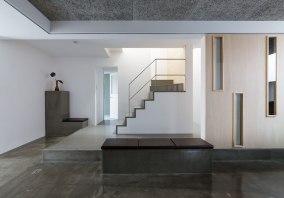 Teneful House by FORM/Kouichi Kimura Architects