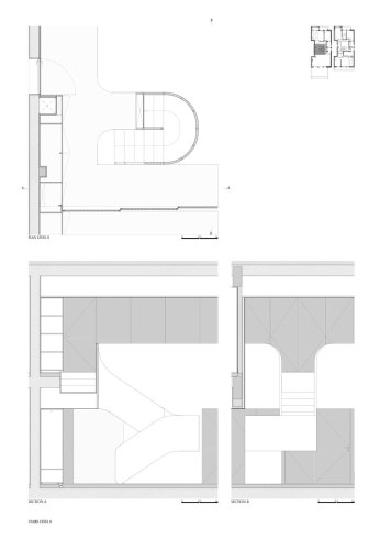 Apartamento em Braga by CORREIA/RAGAZZI ARQUITECTOS - Stairs