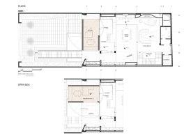 Sharifi-ha House by nextoffice - 1st Floor Plan