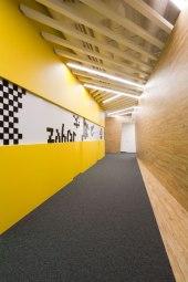Yandex Saint Petersburg IV Office by za bor architects