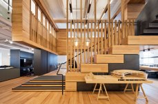 Box Office by Cox Rayner Architects, Australia