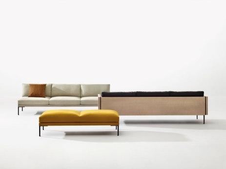 Steeve Modular Sofa by Arper