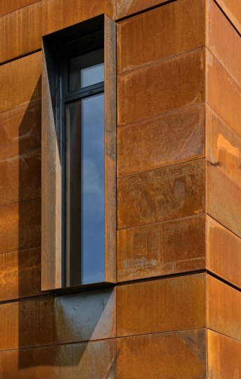 Heathdale Residence by TACT Design INC. - Facade Detail