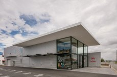 Wada Sports Store by Matsuya Art Works and KTX archiLAB