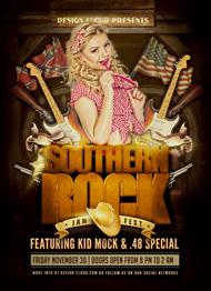 Southern Rock Flyer