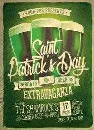 Saint Patrick's Flyer