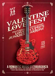Love Fest Flyer