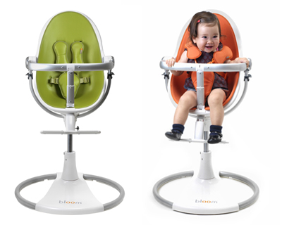 swivel high chair baby desk slipcover fresco highchair | design engine