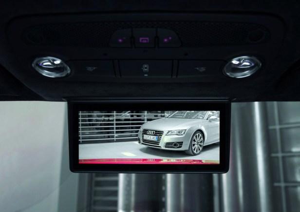 Audi Digital Rear View Mirror 03