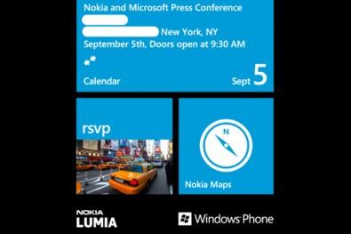 Nokia Conference Windows Phone 8