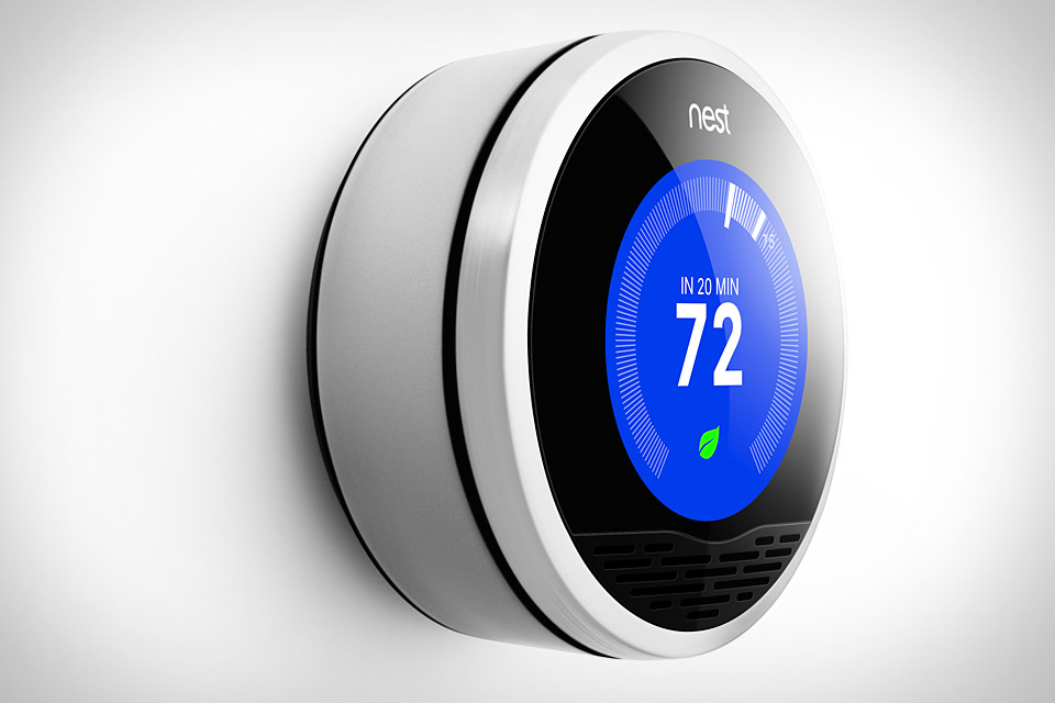 nest the learning thermostat design engine
