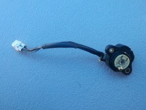 This gear indicator switch was the culprit. Brian obtained this replacement from Brothers Motorsports in Brainerd MN http://www.brothersmotorsports.com/