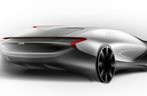 Concept of Le*Car Image: LeTV