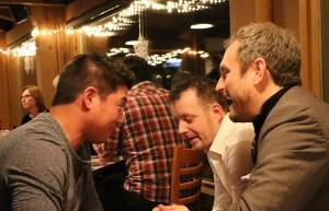 Race talk with Dan Ortega, Jason Farrell & Bart Brejcha