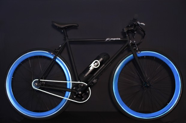 Affordable Electric Bikes >> Propella S Minimalistic And Affordable Electric Bike Design