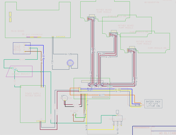 Wiring Diagram using Creo Schematics