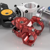 Alias Render of anodized aluminum Answer products