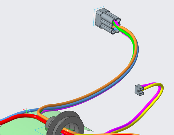 cable601?fit=600%2C465 creo level 9 cable harness design & schematics design engine wiring harness design software at gsmportal.co