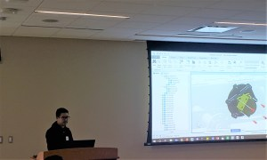 Hamed at 2019 Peoria PTC User Group
