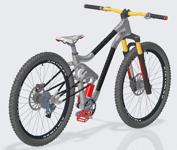 Creo Freestyle Wenn Bicycles