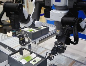 Kawada Robot Arm