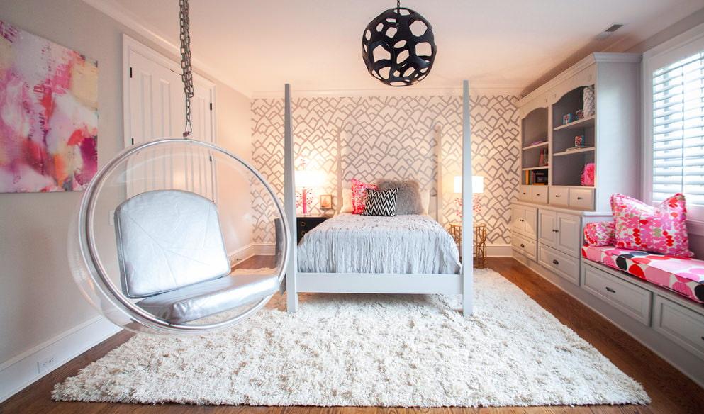 дизайн комнаты спальни 2