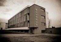 Walter Gropius – Bauhaus in Desseau