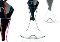 Red Wine Decanter pour Peugeot
