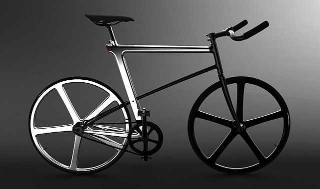 Z-Fixie Concept by Jeongche Yoon