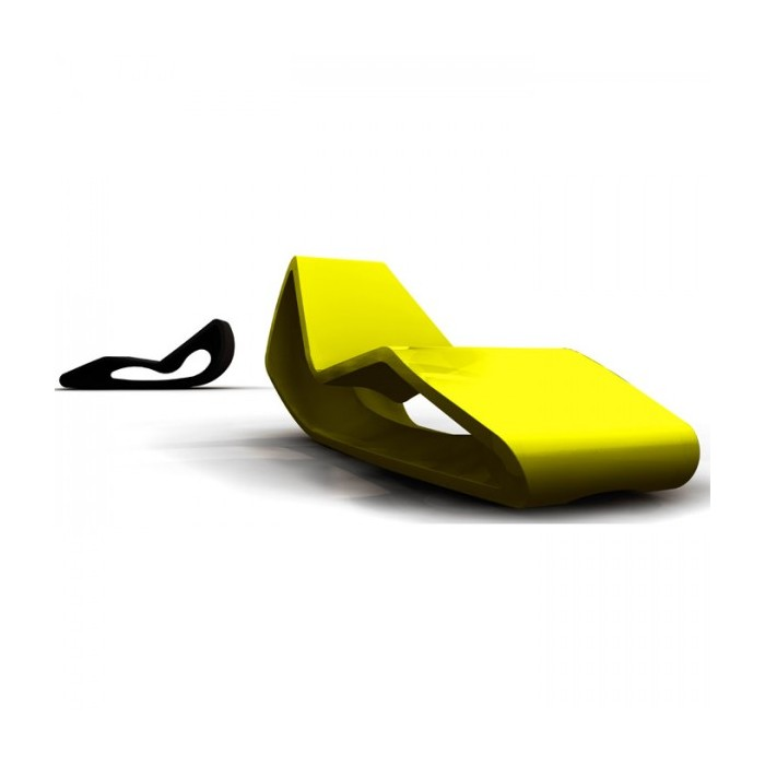 chaise-longue-design-recyclable-jaune
