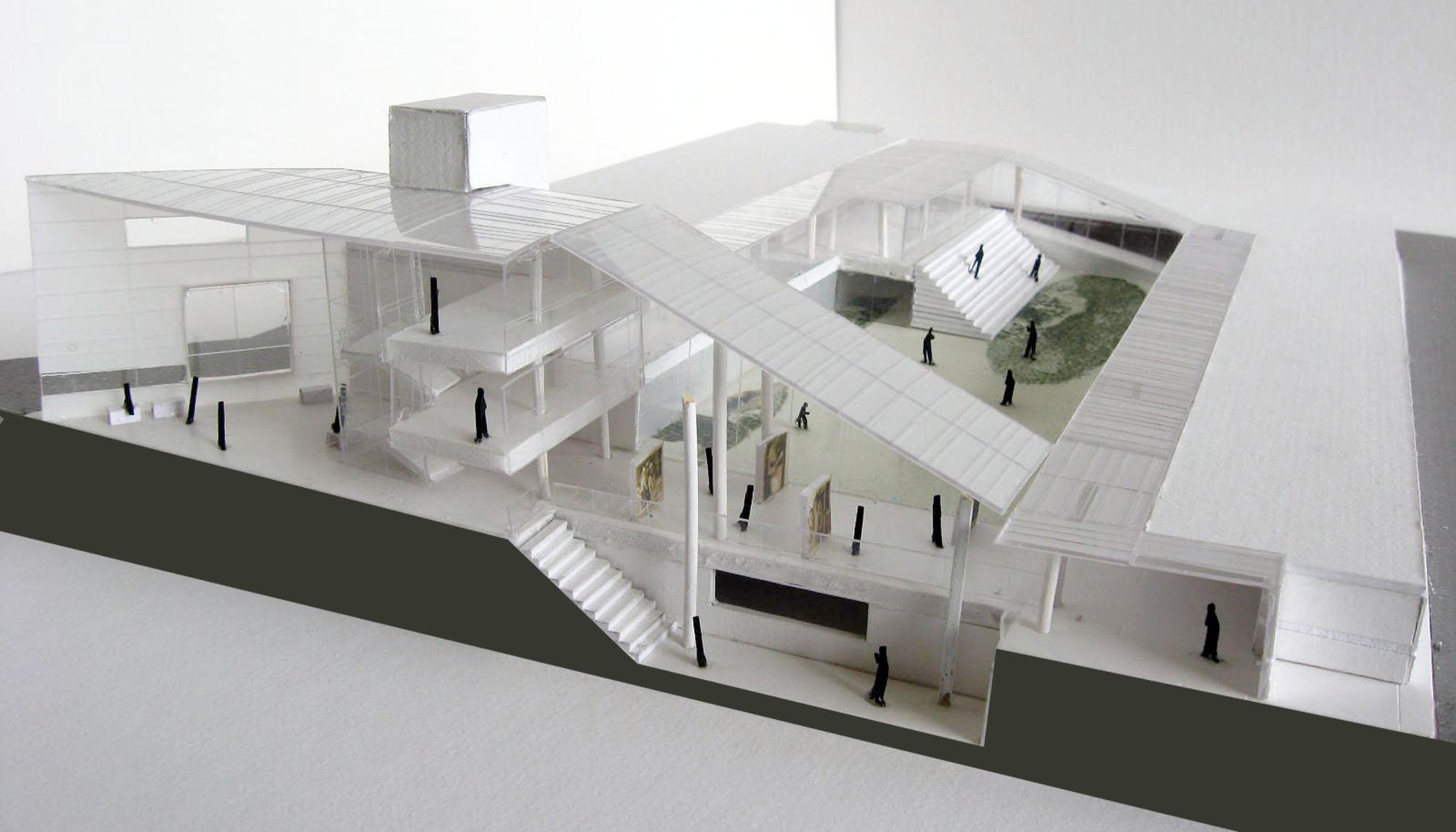 Youth Center  Design Lin