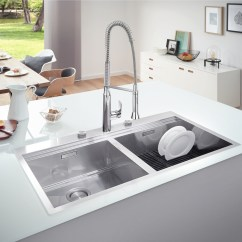 New Kitchen Sink Farm Style Sinks For Grohe Launches Design Middle East With Its Unique And High Quality Range The World S Leading Provider Of Sanitary Fittings Now Sets Standards Making Every Use