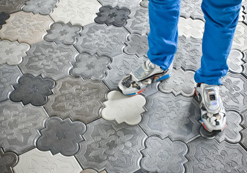 flaster camelion floor tiles 1