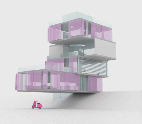 Architect Barbie's Architect Dream House Design Milk