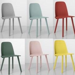 Nerd Chair Muuto Saarinen Tulip Table And Chairs Design Milk
